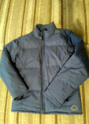 Осенне-зимняя куртка nike,оригинал