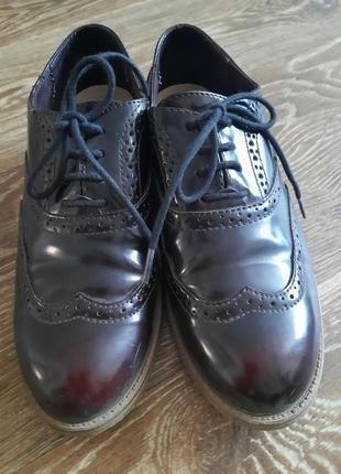 Оксфорды, туфли, слипоны