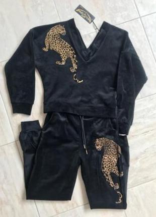 Велюровый костюм tatu р38