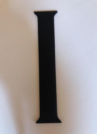 Силіконовий ремінець для годинника apple watch 38/40 mm