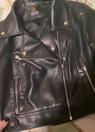 Куртка косуха женская1 фото