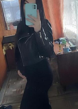 Куртка косуха женская4 фото