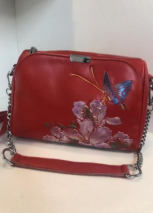 Шкіряна сумка, італія