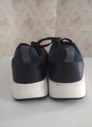 Женские кроссовки бренда blue motion4 фото