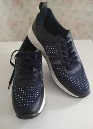 Женские кроссовки бренда blue motion2 фото