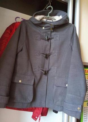 Пальто отличное pull&bear