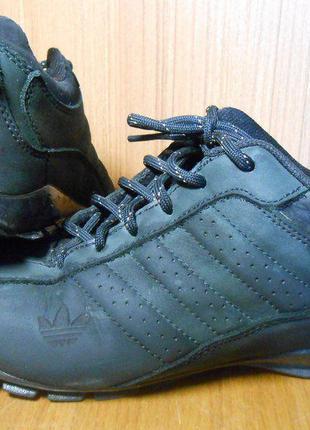 Зимние кросовки, на меху,  adidas, 38р
