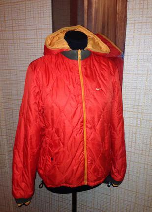 Куртка двухсторонняя nike