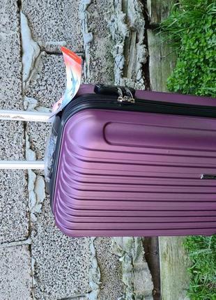 Маленький чемодан ручная кладь  wings xs poland.10 фото