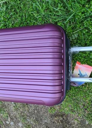 Маленький чемодан ручная кладь  wings xs poland.7 фото