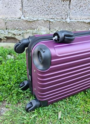 Маленький чемодан ручная кладь  wings xs poland.6 фото