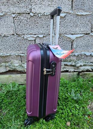 Маленький чемодан ручная кладь  wings xs poland.4 фото