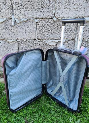 Маленький чемодан ручная кладь  wings xs poland.8 фото