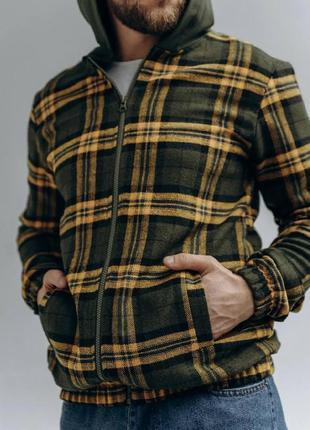 Куртка - сорочка