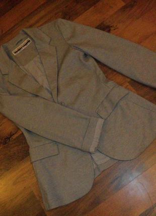 Трикотажный пиджак new look