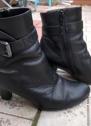Ботинки полусапожки ecco 36 размер