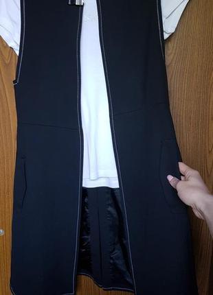Жилетка пальто zara