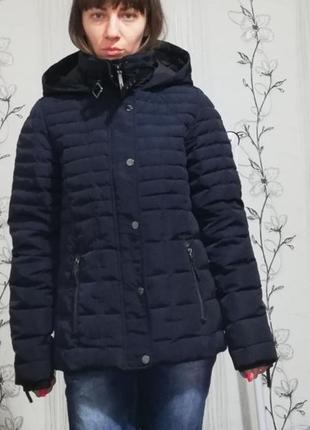 Фирменная куртка пуховичек