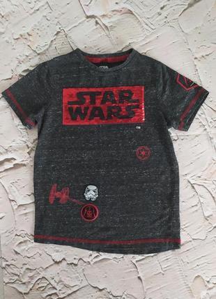 Star wars футболка