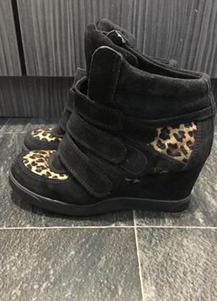 Ботинки catwalk