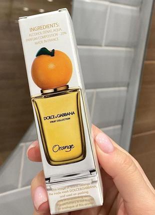 🍊orange 🍊мини парфюм дорожная версия 40 мл, очень стойкие