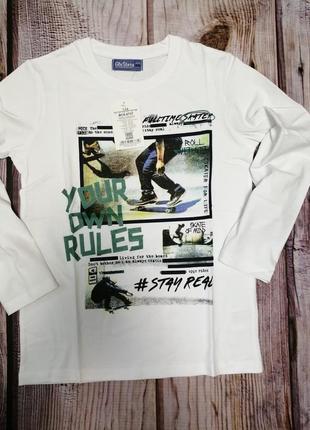 Реглан, футболка, лонгслив для подростков