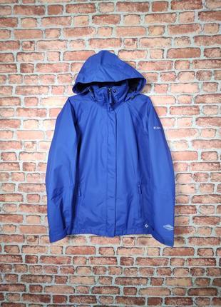 Демисезонная куртка ветровка columbia водоотталкивающая