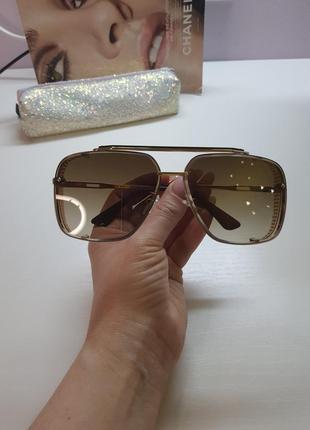 Очки солнцезащитные4 фото