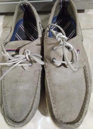 Туфли мужские нат.замша ,42размера