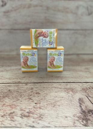 Baby d3 california gold nutrition