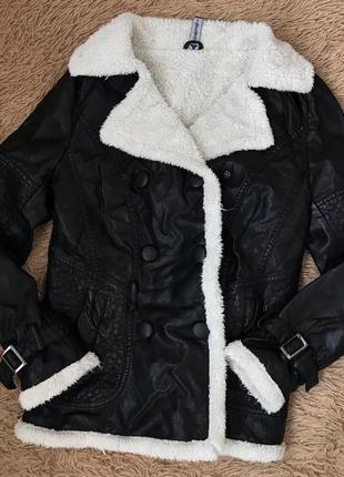 Весняна куртка дублянка