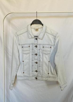 Джинсовка (джинсовка куртка) bershka