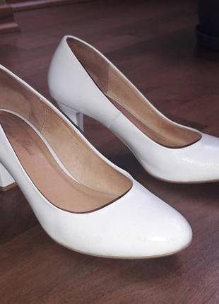 Свадебные туфли marie fleur