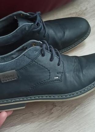 Туфлі rieker