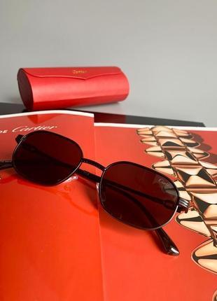 Люксовые брендовые очки. полный компелект