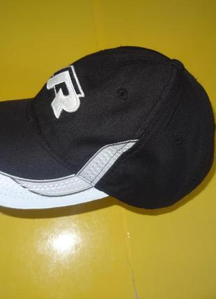 Оригинальная бейсболка volkswagen r collection cap, r-line чёрная