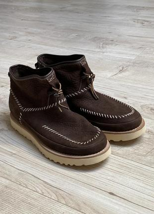 Замшеві чоловічі черевики ugg