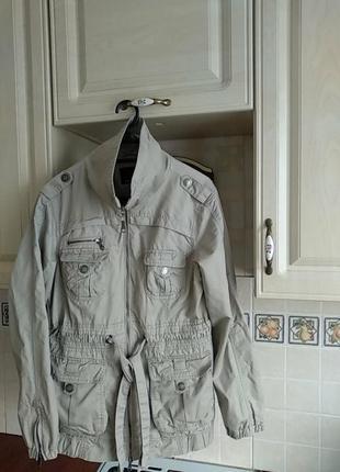 Куртка фирмы new yorker fisheone.оригинал.м-ка.