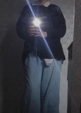 Оверсайз свитер marks & spencer