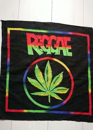 Бандана платок хустка reggae