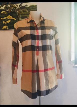 Burberry london оригинал рубашка блуза