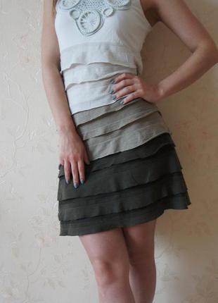 Сарафан из приятной ткани