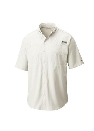 Рыбацкая рубашка columbia pfg short sleeve shirt - xl