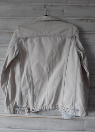 Джинсовка, куртка джинсовая bershka 44-466 фото