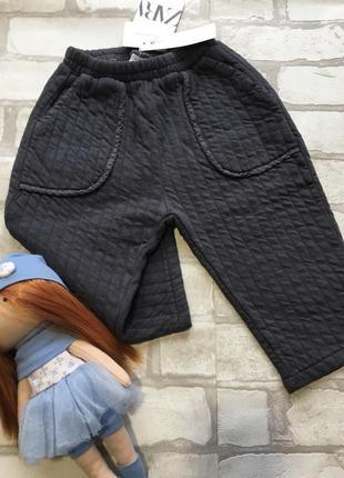 Детские штаны на девочку zara 2-3 года