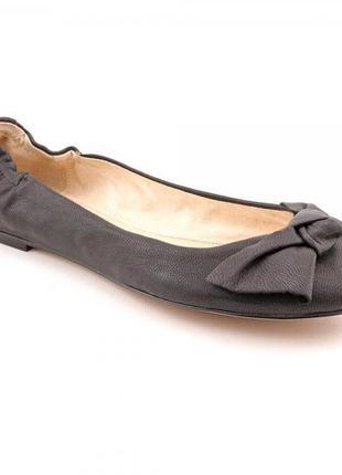 Черные балетки steve madden