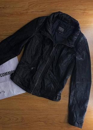 Куртка кожа бершка