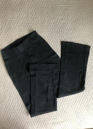 Кюлоты брюки клёш штаны укороченые