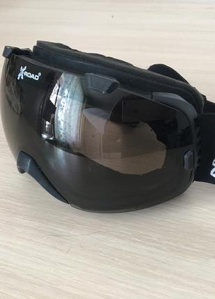 Очки для сноуборда x-road