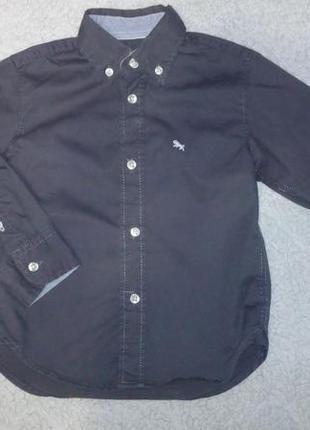 Рубашка h&m 92-98